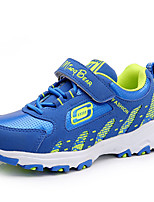 Boy's Sneakers Spring / Summer / Fall / Winter Comfort Leather / Outdoor / Athletic / Casual Hook & Loop /Blue /