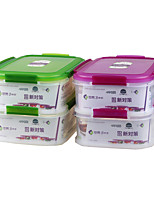 Yooyee Item NO.451 Double Layer Sealable Plastic Container
