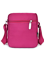 Women Canvas Casual / Outdoor Shoulder Bag Purple / Blue / Red / Black