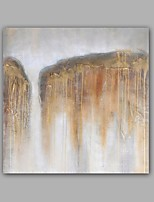Hand-Painted Abstract / Landscape /Modern One Panel Canvas Oil Painting For Home Decoration