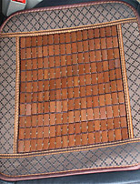 Antique Square Bamboo Seat Cushion Summer Essential Car Cool Pad Small Square Pad Cushion