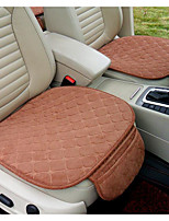 Car Seat Four Seasons General Corduroy Winter Warm Small Three-Piece New Cushion Without Backrest