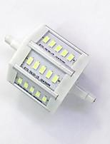 7 R7S Lâmpadas Espiga T 15LED SMD 5730 680LM-800LM lm Branco Quente / Branco Frio Decorativa AC 85-265 V 1 pç