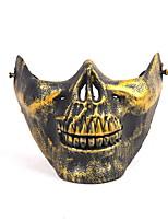 Halloween Masks / Masquerade Masks Skull Skeleton Festival Supply For Halloween / Masquerade 1Pcs