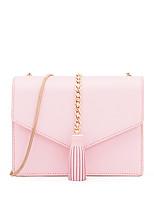 LaFestin® Women Cowhide Shoulder Bag Pink / Brown / Red / Gray / Black-618658
