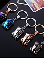 JOBON Zhongbang Car Key Chain Men And Women Couple Key Chain Pendant Key Ring With LED Lights