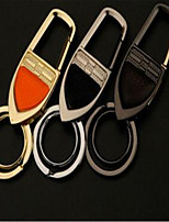 aomo Schlüsselanhänger Metall-Zink-Legierung Taille Anhänger hängen