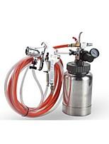 el nuevo bolso de agua de 2 litros de presión colorido pistola pistola de granito barril imitación mármol aerosol aerosol arma