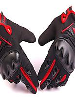 sport gants longs (rouge)