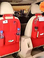 Creative Fashion Multifunction Car Back Seat Compartment Bags Portable Travel Organization Suspended Debris Storage Organizer