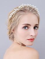 Vrouwen Imitatie Parel Helm-Bruiloft / Speciale gelegenheden Tiara's / Hoofdbanden 1 Stuk