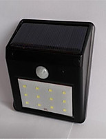 Solar Lights 12LED Ultra - Bright Body Sensor Lights Garden Garden Balcony Energy - Saving Outdoor Street Lamp Night Light
