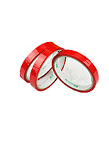 (Note Packing 10 Red Size 300cm * 1.2cm *) High Viscosity Tape