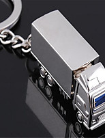 Metal Key Chain Creative Gifts Car Truck Accessories