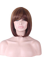 .Feature Material Wigs for Women Style Shown Color Costume Wigs Cosplay Wigs Fashion women short hair BOBO hair wigs