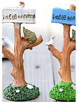 Moss Microscopic Landscape Decoration Decoration Dolls Decoration Materials DIY Birds Random Signs