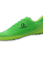 Boy's Athletic Shoes Spring / Fall Comfort PU Athletic Flat Heel Others / Lace-up Blue / Green / Orange Soccer
