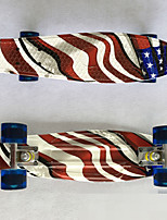 Standard Skateboards White Yellow Orange Red Blue 22 Inch