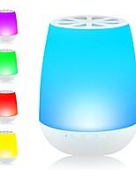 igingko Bluetooth динамик со светодиодной смарт настольной лампы для дома партии свадьбы белый