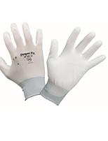 usure de revêtement PU gants de protection résistant à la taille 8