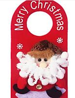 porte noël pendaison décorations de Noël ajouter noël décorer décorations de Noël modèle est aléatoire