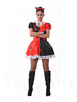 Circus Clown Role Play Cosplay Halloween Party Stage Performance Clothing