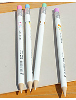Lovely Han Edition Cartoon Automatic Pencil(4PCS)