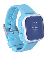 Children waterproof watch No hay ranura para tarjetas SIM Bluetooth 2.0 Android Llamadas con Manos Libres 128MB Audio