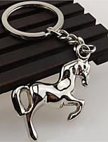 Pony Schlüsselring Großhandel Autoanhänger