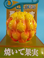 One Piece Cosplay Ace Devil Fruit PVC 7cm Anime Action Figures Model Toys Doll Toy