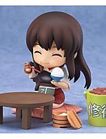 Kantai Collection Akagi PVC 10cm Anime Action Figures Model Toys Doll Toy 1pc