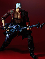 Devil May Cry Cosplay PVC 25cm Anime Action Figures model Toys Doll Toy