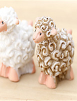 Random Color E Micro World Moss Micro Landscape Decoration Furnishing Articles Big Sheep Doll Furnishing Articles DIY Material