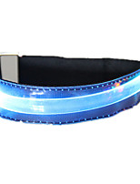 chargement vélo extérieur blu-ray multi-fonctionnelle pour exécuter les feux d'avertissement de sécurité dirigées