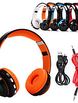 JKR-208B Wireless Stereo Bluetooth Headset Headphone Headband with Mic Support Audio FM radio MP3 Broadcast