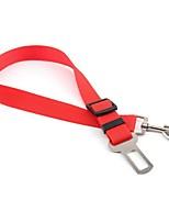 Собаки Поводки / Собачья упряжка для использования в авто/Собачья упряжка для безопасностиВодонепроницаемый / Безопасность / Мягкий / Для