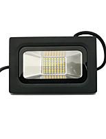 zdm 15w 3518x72pcs 1400lm imperméable à l'eau ultra mince lumière lumière extérieure en fonte IP68 (ac170-265v)