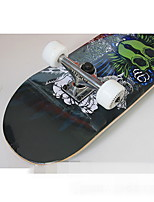 Puntland skateboard Four-wheel maple plate children  fish skateboard