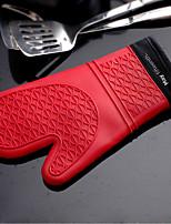 Oven glove (1 PC) Удобная ручка / Лучшее качество / Высокое качество Перчатки СиликагельУдобная ручка / Лучшее качество / Высокое