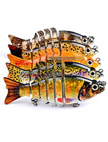 1 pcs Fishing Lures Vibration/VIB Random Colors 11 g Ounce mm inch,Hard Plastic Bait Casting