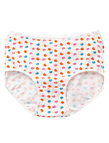 Women Print Polka Dot Ultra Sexy Panties Briefs Underwear,Cotton