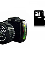 Mini Camera HY2000 Smallest Camera with 16G MicroSD