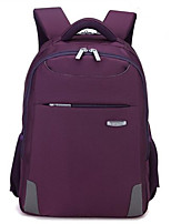 Women Canvas Casual Backpack Purple