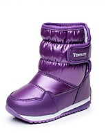 Kid's Shoes Libo New Style Hot Sale Casual / Outdoors Comfort Fashion Warm Snow Boots Fuchsia / Black / Purple