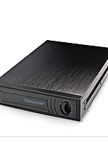 Oimaster Honeycomb 6 Double Disk Bit/Disc Bit With Raid Hard Disk Box Chassis Sata Hard Disk Box Raid Random Color