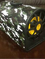 6 - inch voiture subwoofer audio de voiture audio de voiture en cuir de camouflage audio
