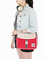Fashion Women PU / Polyester / Nylon Sports / Casual / Outdoor Carry-on Bag Shoulder Bag