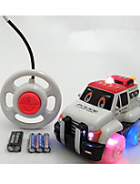 Car Racing 566-12A 110 Brush Electric RC Car / 2.4G Red Ready-To-Go Remote Control Car