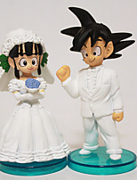 Dragon Ball Goku PVC 20cm Figures Anime Action Jouets modèle Doll Toy