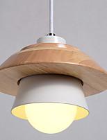 40w מנורות תלויות ,  מודרני / חדיש / גס צביעה מאפיין for מעצבים מתכת חדר שינה / חדר אוכל / חדר עבודה / משרד / חדר ילדים